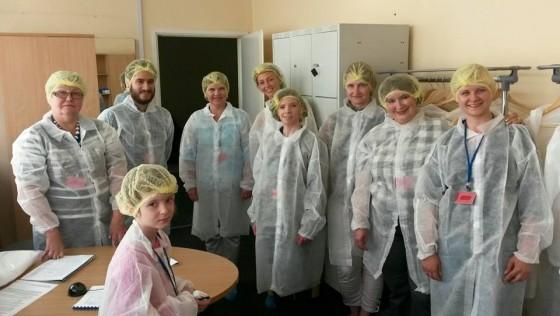 24.07.2015. BaltImage komanda izzinot piena ceļu