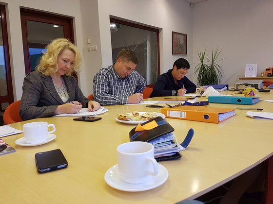 27.10.2016. eksāmena diena angļu valodas A2 grupai SIA Rang-Sells