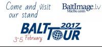 Nāc no 3.02.2017. - 5.02.2017. uz Balttour 2017 un uzzini par BaltImage mācību ceļojumu uz Spāniju! :)