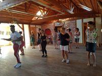 Learn In Action - Salsas Nodarbība + Talk Eve - 26.10.18.